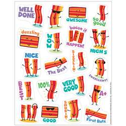 Bacon Stickers Scented, EU-650946
