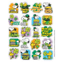 Peanuts St. Patricks Theme Stickers, EU-655059