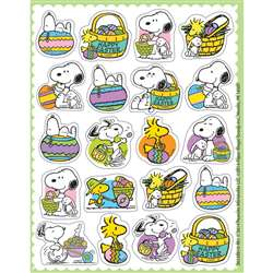 Peanuts Easter Theme Stickers, EU-655061