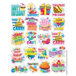Birthday Theme Stickers, EU-655062