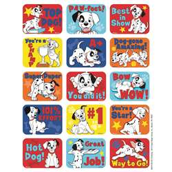 Shop 101 Dalmatians Motivational Success Stickers - Eu-657412 By Eureka