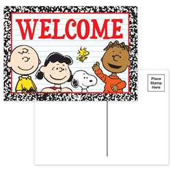 Peanuts Welcome Teacher Cards, EU-831909