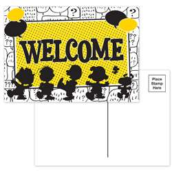 Peanuts Touch Of Class Teacher Cards, EU-831924