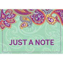 Positively Paisley Teacher Card, EU-831931