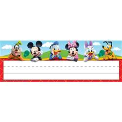 Mickey Mouse Clubhouse Name Plates, EU-833003