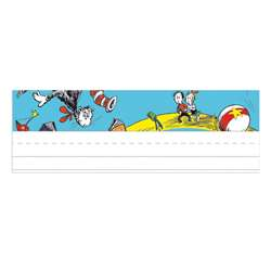 Cat In The Hat Self Adhesive Name Plates By Eureka