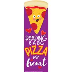 Pizza Bookmarks Scented, EU-834023