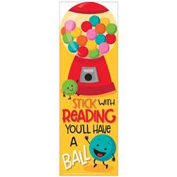 Bubble Gum Bookmarks Scented, EU-834024