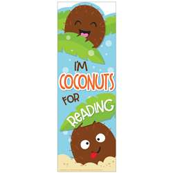 Coconut Bookmarks Scented, EU-834027