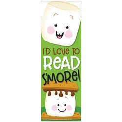 Marshmallow Bookmarks Scented, EU-834028