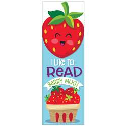 Strawberry Bookmarks Scented, EU-834030
