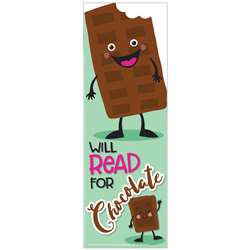 Chocolate Bookmarks Scented, EU-834032