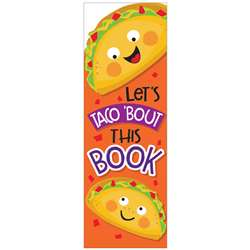 Taco Bookmarks Scented, EU-834035
