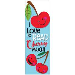 Cherry Bookmarks Scented, EU-834043