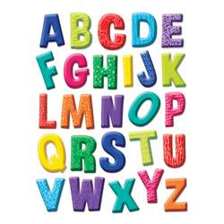 Color My World Alphabet Window Clings, EU-836071