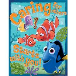 Finding Nemo Caring For Others 17X22 Poster, EU-837007