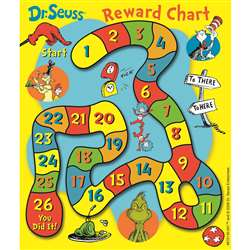 Dr Seuss Game Mini Reward Charts By Eureka