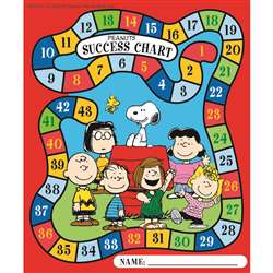 Peanuts Game Mini Reward Pad By Eureka