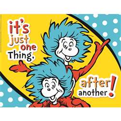 Dr Seuss One Thing After Another 17X22 Poster, EU-837032