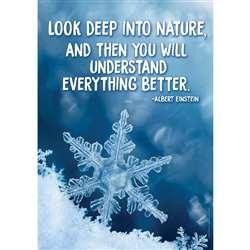 Look Deep Into Nature Poster 13X19, EU-837091