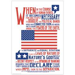 Declaration Of Independence 13X19 Posters, EU-837123