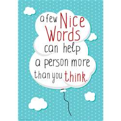 A Few Nice Words 13X19 Posters, EU-837128