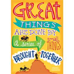 Great Things Are Done 13X19 Posters, EU-837129