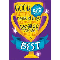 Good Better Best 13X19 Posters, EU-837136