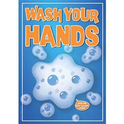 Wash Your Hands 13X19 Posters, EU-837140