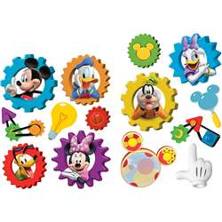 Mickey Mouse Clubhouse 2 Sided Deco Kits, EU-840156