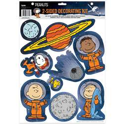 Peanuts Nasa 2 Sided Deco Kits, EU-840400