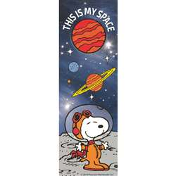 Peanuts This Is My Space Bookmark Nasa, EU-843229
