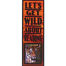 Bookmarks Wild About Reading By Eureka