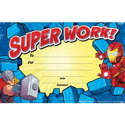 Marvel Super Hero Adventure Recognition Awards, EU-844005