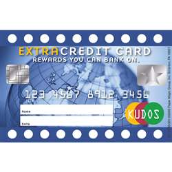 Extra Credit Card Reward Punch Cards By Eureka