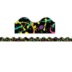 Rock The Classroom Splatter Decor Trim, EU-845215