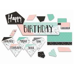 Birthday Mini Bulletin Board St Simply Sassy, EU-847089