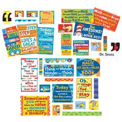 Dr Seuss 35 Quotes Bb Set, EU-847151