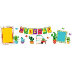 A Sharp Bunch Welcome Bulletin Board Set, EU-847544