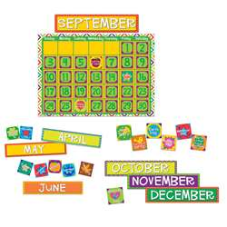 A Sharp Bunch Calendar Bulletin Board Set, EU-847545