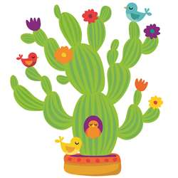 A Sharp Bunch Giant Cactus Bulletin Board Set, EU-847546