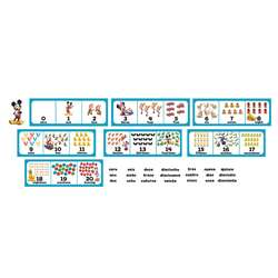 Mickey Mouse Clubhouse Number Set, EU-847643