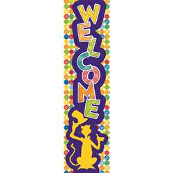 Dr Seuss Spot Seuss Welcome Banner Vertical, EU-849278