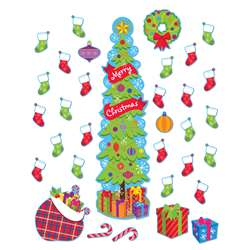 Christmas Allinone Door Decor Kits, EU-849300