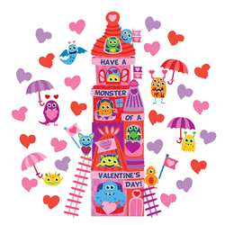 Valentines Day Allinone Door Decor Kits, EU-849302
