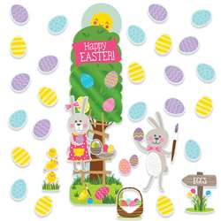 Easter Allinone Door Decor Kits, EU-849303