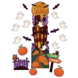 Halloween Allinone Door Decor Kits, EU-849309