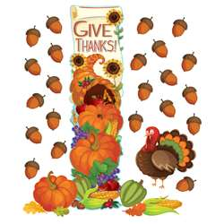 Thanksgiving Allinone Door Kits Decor, EU-849310