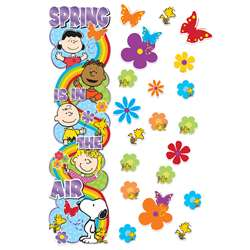 Peanuts Spring Door Decor Kit, EU-849333