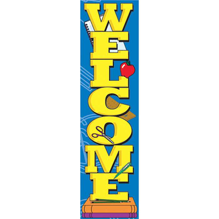 Welcome Banner By Eureka